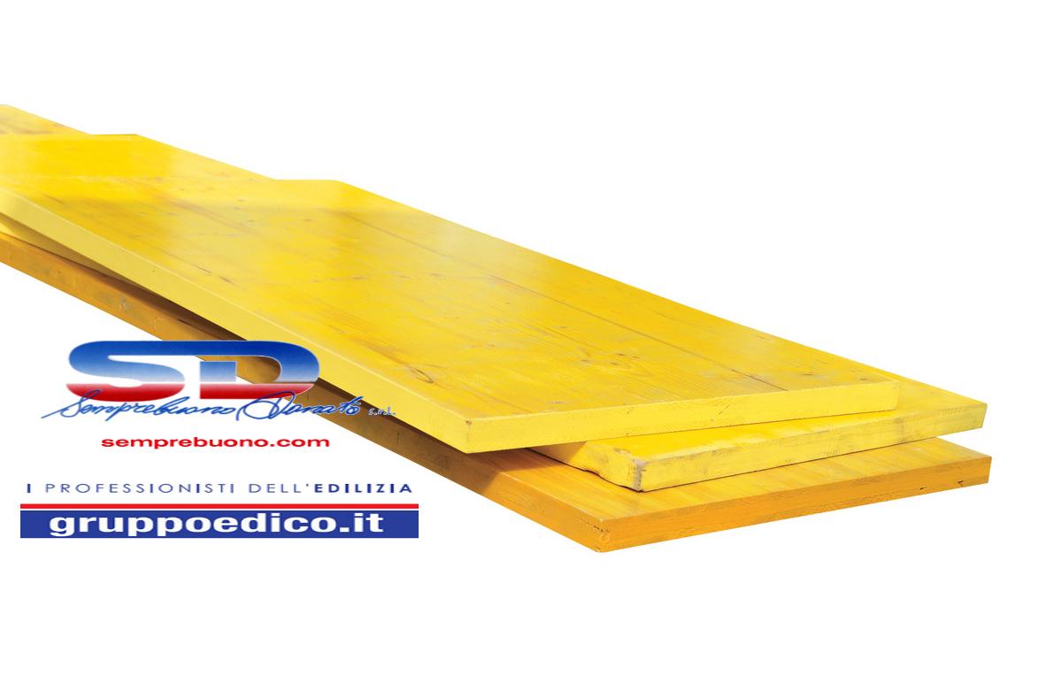 Pannello tavole giallo edilizia getto carpenteria e palchi mm 27 1 sc v misure ebay - Pannelli gialli tavole armatura ...